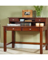 Sheesham Wood Writing Study Table with 4 Drawers for Home and Office