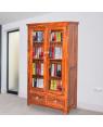 Solid Sheesham wooden Regio Bookshelf