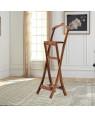 Solid Wooden Coat Hanger