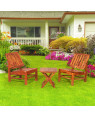 Solid Sheesham Wooden Chairs For garden
