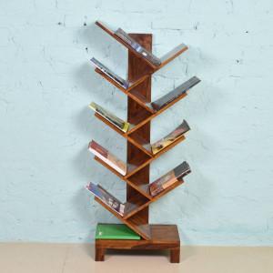 Zigzag Book Shelf
