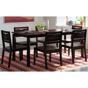 Sheesham Wood Dining Set with Chair for Dining Room
