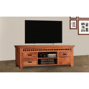 Sheesham Wood Kuber TV Stand