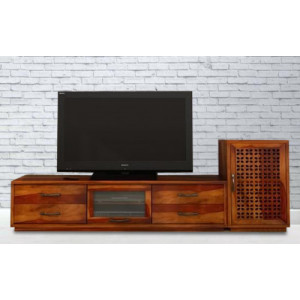 Furniture Wallet Sheesham Wood TV Stand