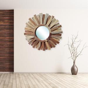 Solid Vintage Home Decorative Wall Mirror