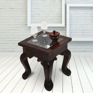Ambien Wooden Peg Table