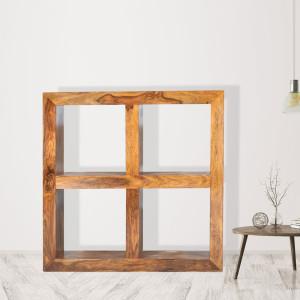 Solid Sheesham Wooden Bookshelf