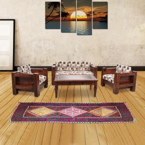 Solid Wood Sheesham Siramika Sofa ste