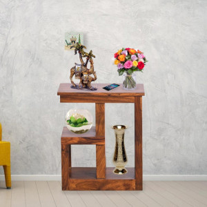 Wooden Decoration Bedside Table
