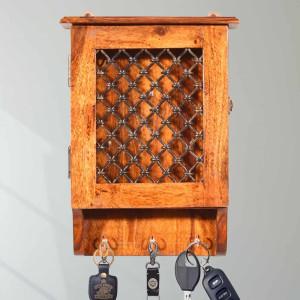 Sheesham Wood Key Box
