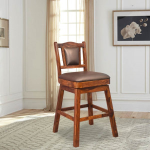 Solid Wooden Adelaide Bar Chair