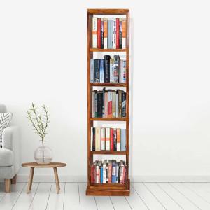 Solid Wooden Hamlin  Wooden Bookshelf
