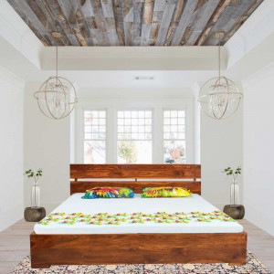 Solid Wood Ferguson Bed Without Storage