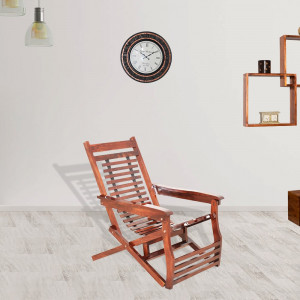Solid Sheesham Wooden Chairs For Home