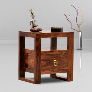 Austin Wooden Bedside Table