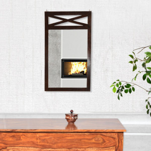 Solid Wooden Mirror Frame