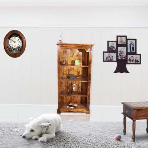 Classic Wood Bookshelf