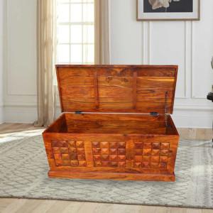 Solid Wood Diamond Design Box Gall