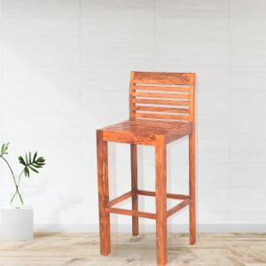 Sheesham Wooden Benton Bar Chair