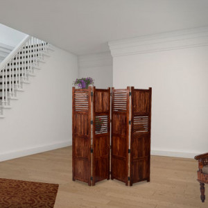 Sheesham Wooden Screen